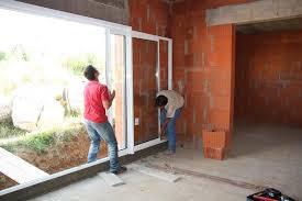Expert en installation porte vitrée