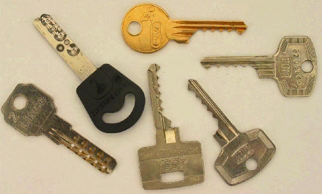 Quelle clé pour ma serrure ?