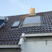 Prise en charge en cas de fuite d'eau sur le toit