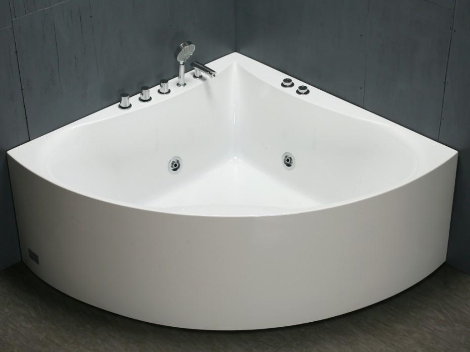 Tout savoir sur la baignoire d'angle