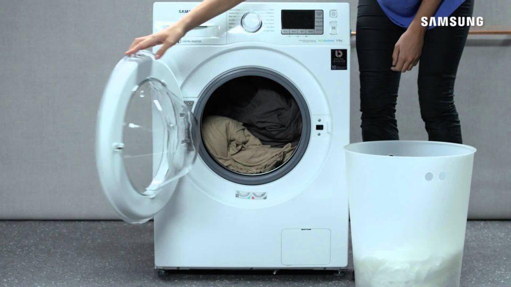 Le lave-linge n'essore plus