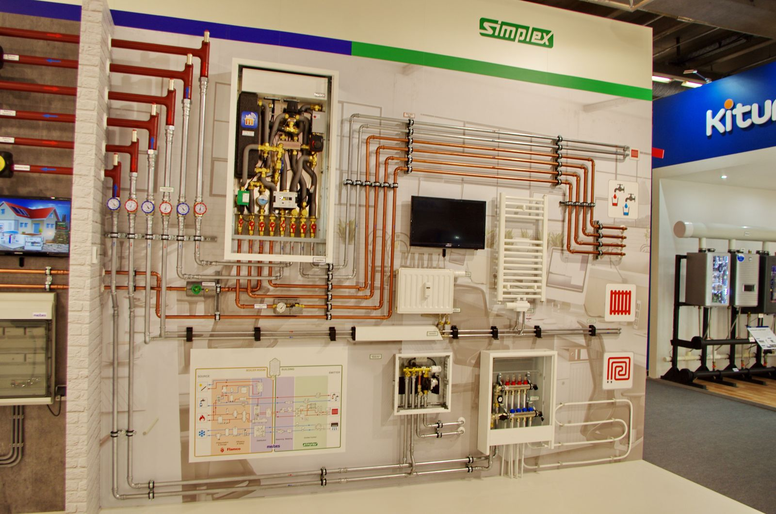 Les solutions de stockage pour le matériel de plomberie – chauffage