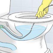 Comment déboucher un bidet ?