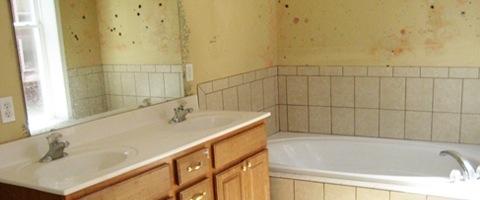 Comment résoudre un problème d'humidité dans une salle de bains ?