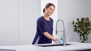 Entretien d'un robinet et d'un distributeur de savon | BLANCO