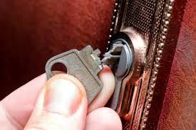 cassure de clé