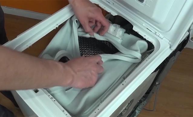 remplacement joint machine à laver