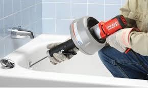 débouchage baignoire furet electrique