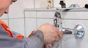 Réparation d'une fuite d'eau importante