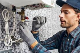 Prestation de plombier