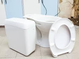 Remise en état évacuation WC